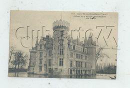 Les Trois-Moutiers (86) : Le Château De La Motte-Chandeniers  Environ 1918 PF. - Les Trois Moutiers