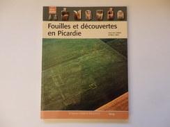 Livre Sur Fouilles Et Découvertes En Picaride Par J.L Collart Et M.Talon De 143 Pages. - Picardie - Nord-Pas-de-Calais