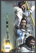 ESA  Postcard - Astronomie
