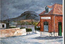 62 ARRAS 5e BIENNALE D'ART-PRESENT EXPOSITION 1997  LE TERRIL DE MON PERE MARCEL LAQUAY - Arras