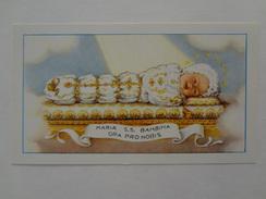 D868-Santino Ed.G.mi N.145 Maria SS.Bambina - Images Religieuses