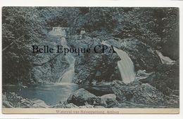Indonesia - AMBON - Waterval Van Batoegantong ++++ To New Haven, CT, USA, 1909 ++++ RARE - Indonesia