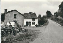 BRA SUR LIENNE : Vieille Maison Ardennaise à Sur Les Thiers - RARE CPSM - Lierneux