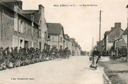 Liffré -   La  Rue  De  Rennes. - France