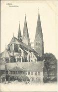 LUBECK , Marienkirche - Luebeck