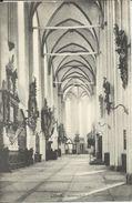 LUBECK , Seitenschiff , Marienkirche - Luebeck