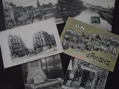 AMIENS (Somme) - Lot De 6 CPA - Toutes Scannées -  A Voir ! - Amiens