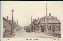 Somme : Epehy, Rue Principale - Andere Gemeenten