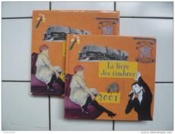 LE LIVRE DES TIMBRES FRANCE 2001  Sans Timbres - Autres Livres