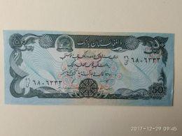 50 Afgani 1979 - Afghanistan