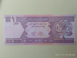 1 Afgano 2002 - Afghanistan