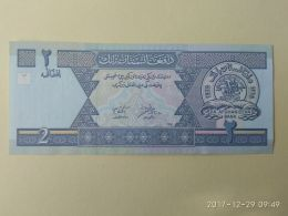 2 Afgani 2002 - Afghanistan