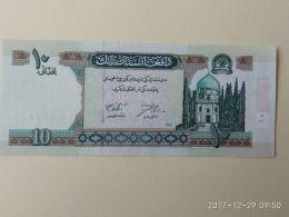 10 Afgani 2002 - Afghanistan
