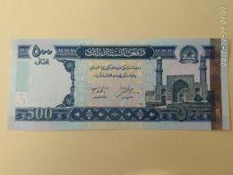 500 Afgani 2010 - Afghanistan
