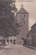 CPA N°44 Dept 67 HAGUENAU Cour Des Chevaliers - Haguenau