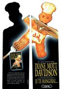 """MP DÉCOUPÉ - Michel LAFON - Diane Mott Davidson """"Je Te Mangerai"""" - Lesezeichen"""