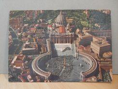 CP De La Cité Du Vatican - St Pierre - Vue Aérienne 1970 ! - Vatican