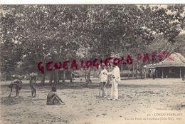 AFRIQUE- CONGO - VUE DU POSTE DE LOUDIMA COTE EST 1895 - Congo - Brazzaville
