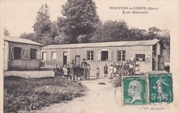 Nouvion Le Comte.Ecole Maternelle. - France