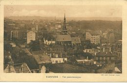 CPA 92 VANVES / VUE PANORAMIQUE - Vanves