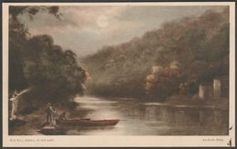 Andrew Beer - Old Mill Creek, River Dart, Devon, C.1930s - Postcard - England