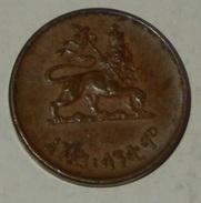 Etiopia - 10 Birr  - 1944 – (48) - Ethiopia