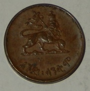 Etiopia - 10 Birr  - 1944 – (48) - Etiopia