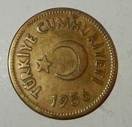 TURCHIA – 25 KURUS – 1956 – (71) - Turchia