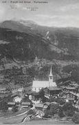 FIESCH UND ERNEN → Schöner Lichtdruck Ca.1910 - VS Wallis