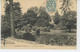 ROBINSON AULNAY - Le Parc Du Château - France
