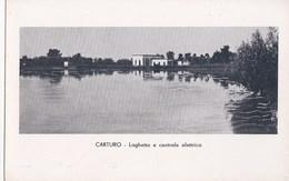 Carturo (Piazzola Sul Brenta) Laghetto E Centrale Elettrica, Non Viaggiata. - Padova