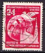 Germany DDR Used Stamp - Columbiformes