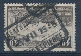"""BELGIE - TR 199 - Cachet  """"GENT-ST-PIETERS - GAND-ST-PIERRE"""" - (ref. 18.069) - Chemins De Fer"""
