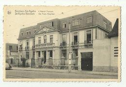 Sint-Aghata-Berchem   *   Het Frans Hospitaal - L'Hopital Français - St-Agatha-Berchem - Berchem-Ste-Agathe