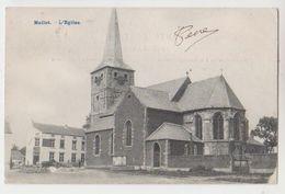 Cpa Mellet   1912 - Les Bons Villers