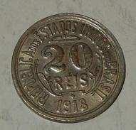 BRASILE – 20 REIS – 1918 – (64) - Brazil