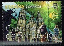 Spanien 2016, Michel# 5068 O Compostela Holy Year - 1931-Heute: 2. Rep. - ... Juan Carlos I