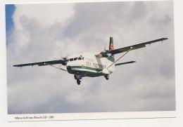 AJ87 Aviation - Manx Airlines Shorts SD-360 - 1946-....: Moderne