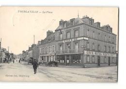CPA 50 Tourlaville La Place - France