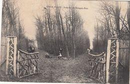 Cp , 62 , BERCK-PLAGE , Intérieur De Reingam-Parc - Berck