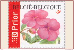 Belgium RX 109** Impatiens  Buzin  MNH - Rouleaux