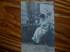 UNE PETITE COUTURIERE  (1911....) - Couples