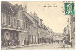 Cpa Gap - La Rue Carnot - Gap