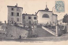 EPINAL - Hôpital Saint Maurice - ACHAT IMMEDIAT - Epinal