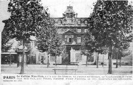 B40129  Paris,  Le Collège Massillon - France
