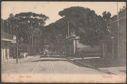 Main Road, Wynberg, Cape Town, South Africa, C.1905 - P S & Co U/B Postcard - South Africa