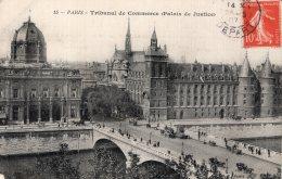 B40149 Paris,  Tribunal De Commerce - France