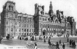 B40157  Paris,  L' Hôtel De Ville - France
