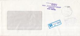 Joegoslavië - Recommandé/Registered Letter/Einschreiben - 50000 Dubrovnik 2A - 3453 - Joegoslavië