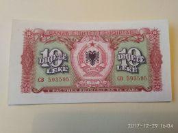 10 Lek 1957 - Albania